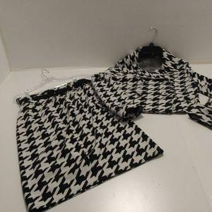 Women's Suit Grace Elements Houndstooth Check